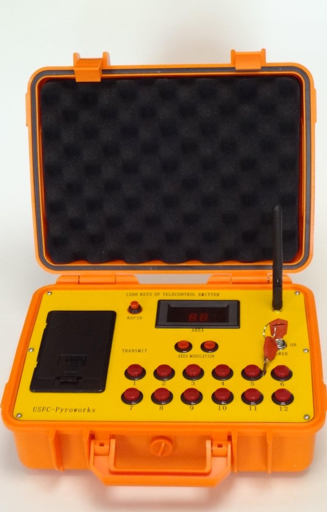 Phoenix 1200-cue Remote