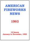 1983 AFN Back Issue Set