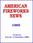 1985 AFN Back Issue Set