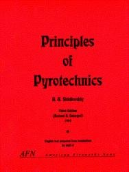 Principles of Pyrotechnics by Shidlovsky