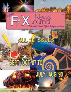 Special F/X News Journal by Ed Bartek