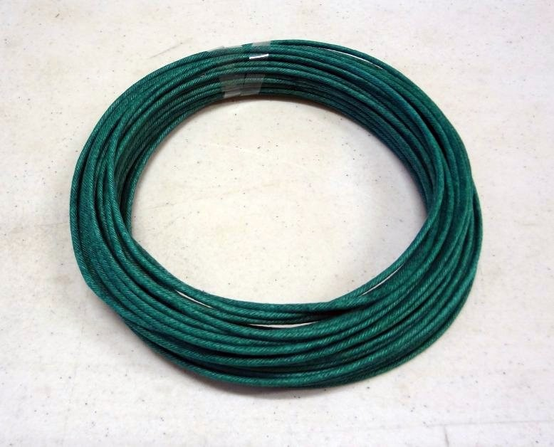 Green Strobe Fuse 3mm 65' Roll