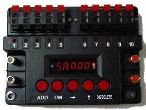 Kingdom 10 Cue Sequencer
