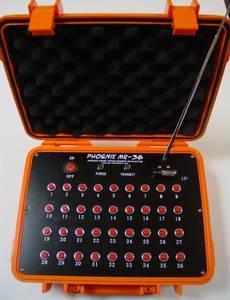 Phoenix RM-36 Remote waterproof box
