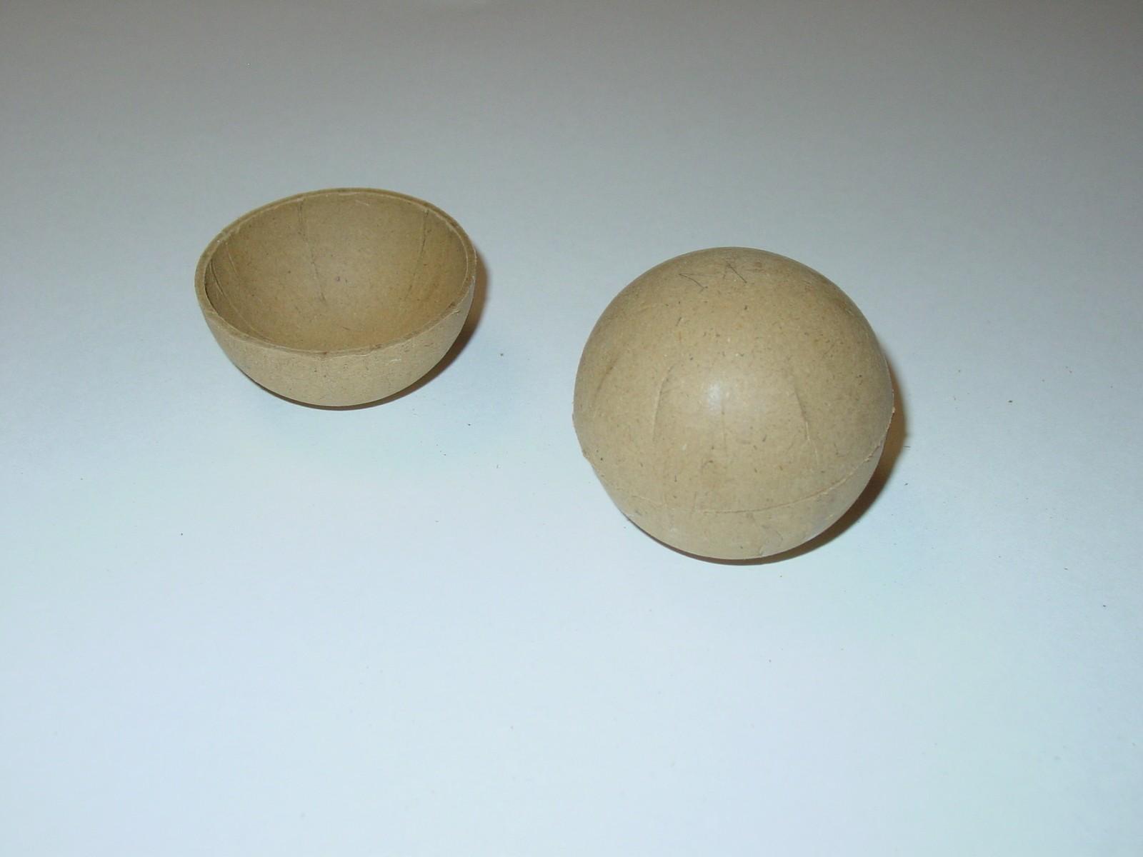 """3"""" Ball Halves - 25 Sets"""