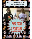 Pyro Tools & Basic Fountains DVD