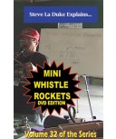 Mini Whistle Rockets DVD by La Duke