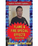 Flame & Fire Special Effects DVD by Nicholls