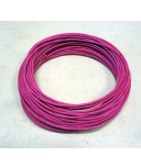 Red Crackling Fuse 3mm - 65' Roll