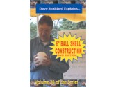 "6"" Ball Shell Construction DVD by Stoddard"
