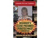 Beginner's Close Proximity Pyro DVD by McLean