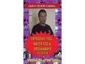Cryogenic Fog DVD by Nicholls
