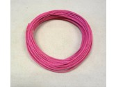 Pink Falling Leaf Fuse 3mm - 65' Roll
