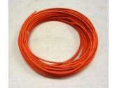Orange Crackling Fuse 3mm - 65' Roll