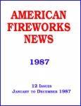 1987 AFN Back Issue Set