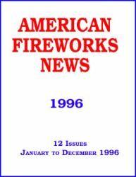 1996 AFN Back Issue Set
