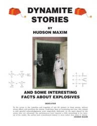 Dynamite Stories by Maxim