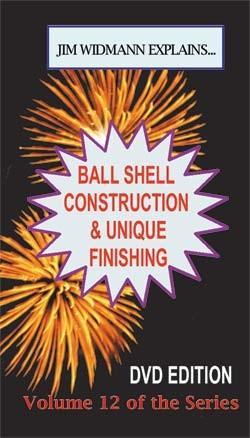 Ball Shell Construction & Unique Finishing DVD by Widmann
