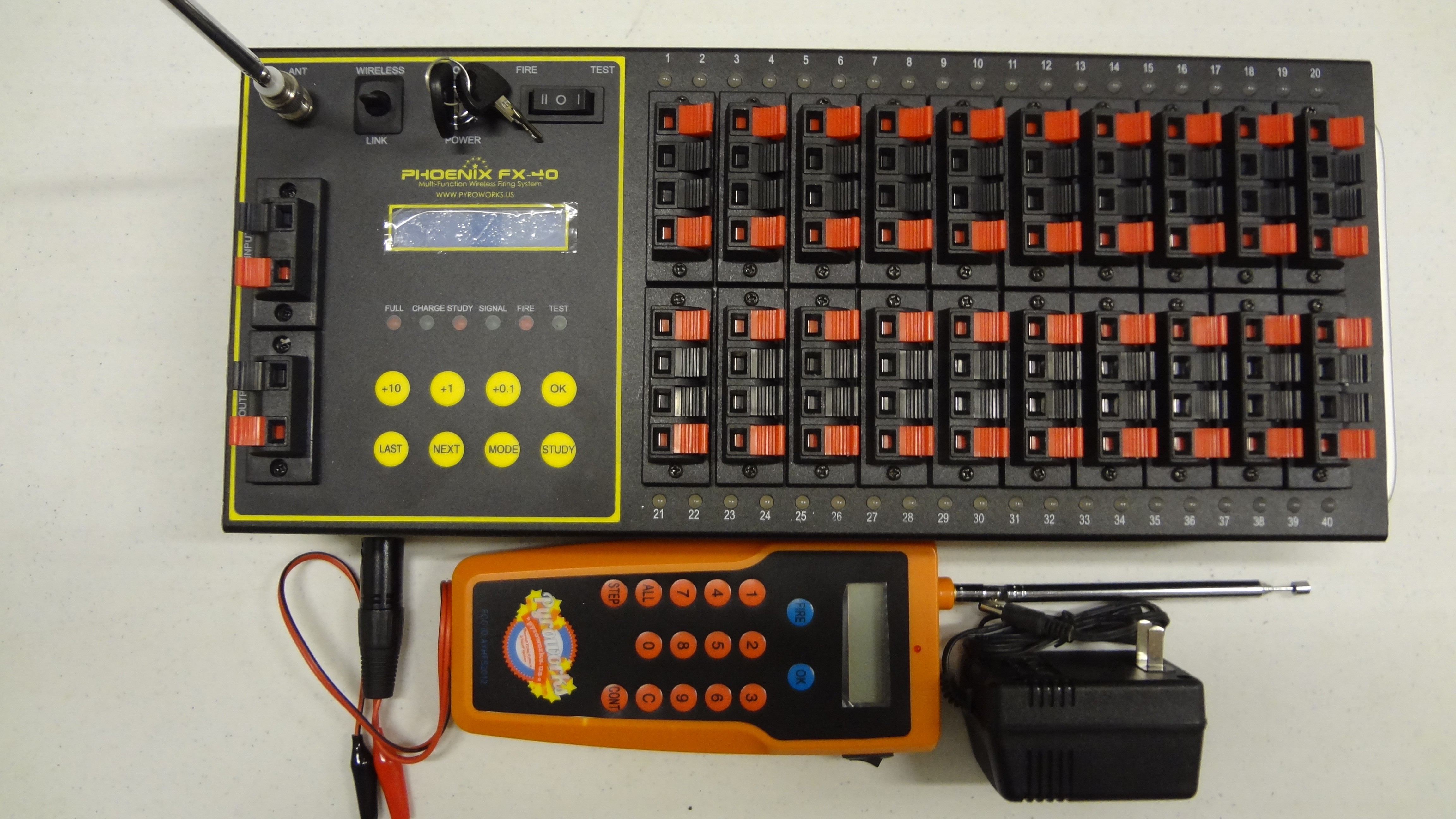 Phoenix FX-40 Multi-Function Wireless Firing System