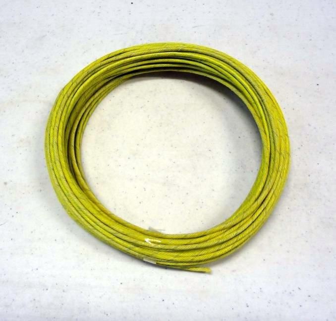 Yellow Falling Leaf Fuse 3mm - 65' Roll