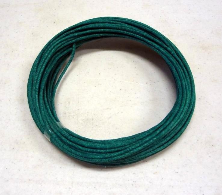 Green Crackling Fuse 3mm - 65' Roll