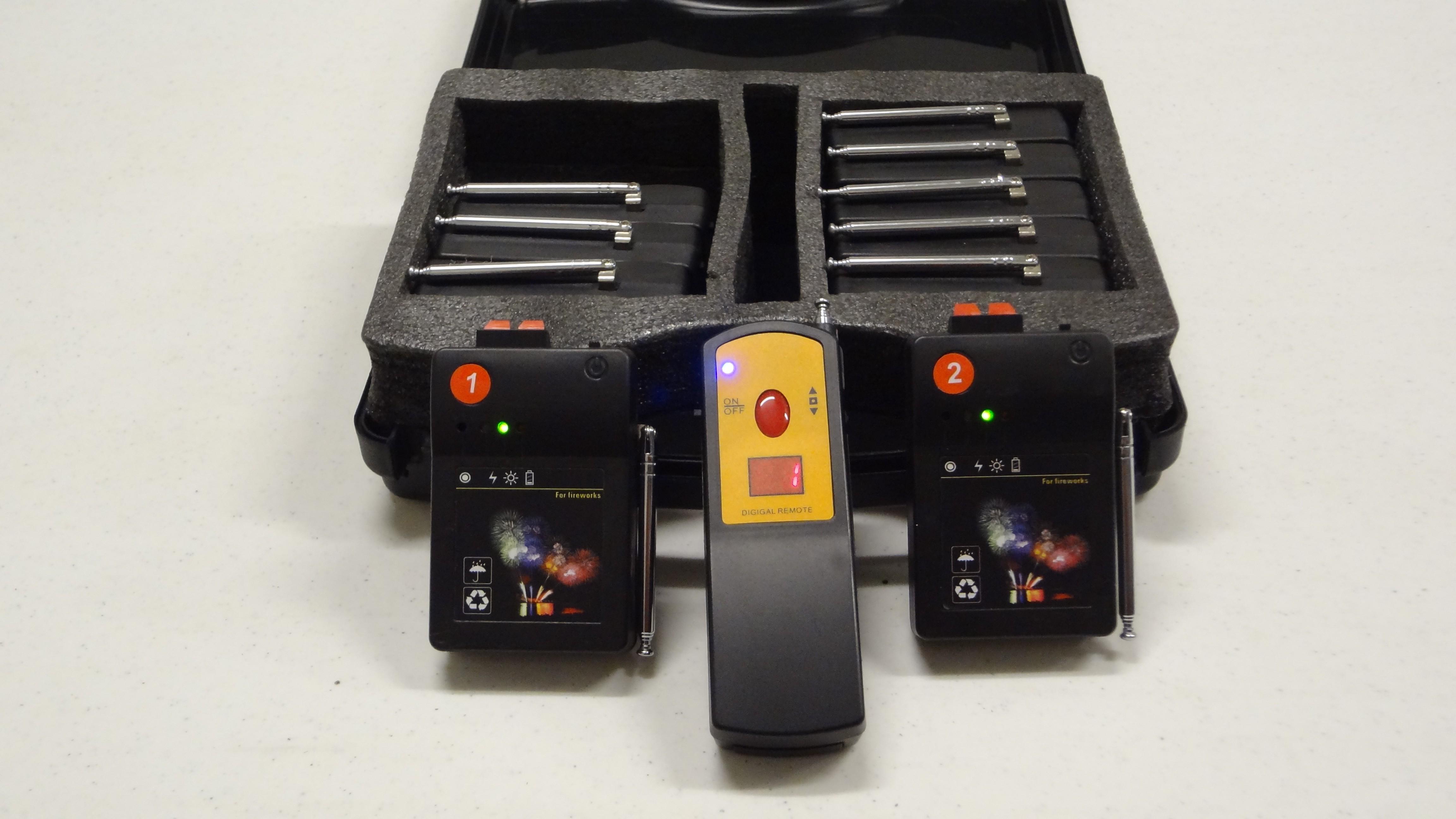 Phoenix MR-20FX Firing System