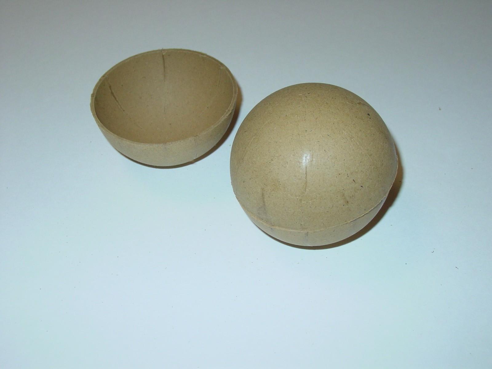 """5"""" Ball Halves - 10 Sets"""