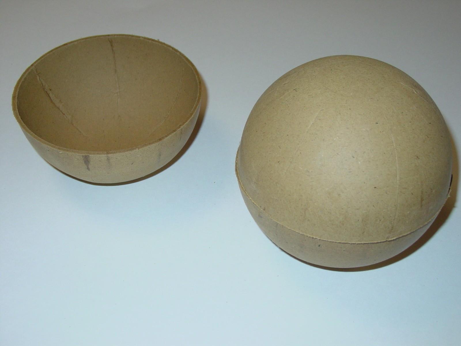 """6"""" Ball Halves - 10 Sets"""