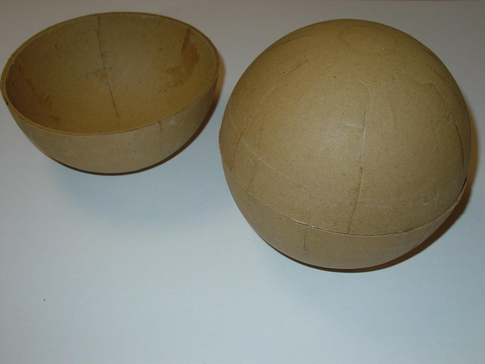 """8"""" Ball Halves - 2 Sets"""