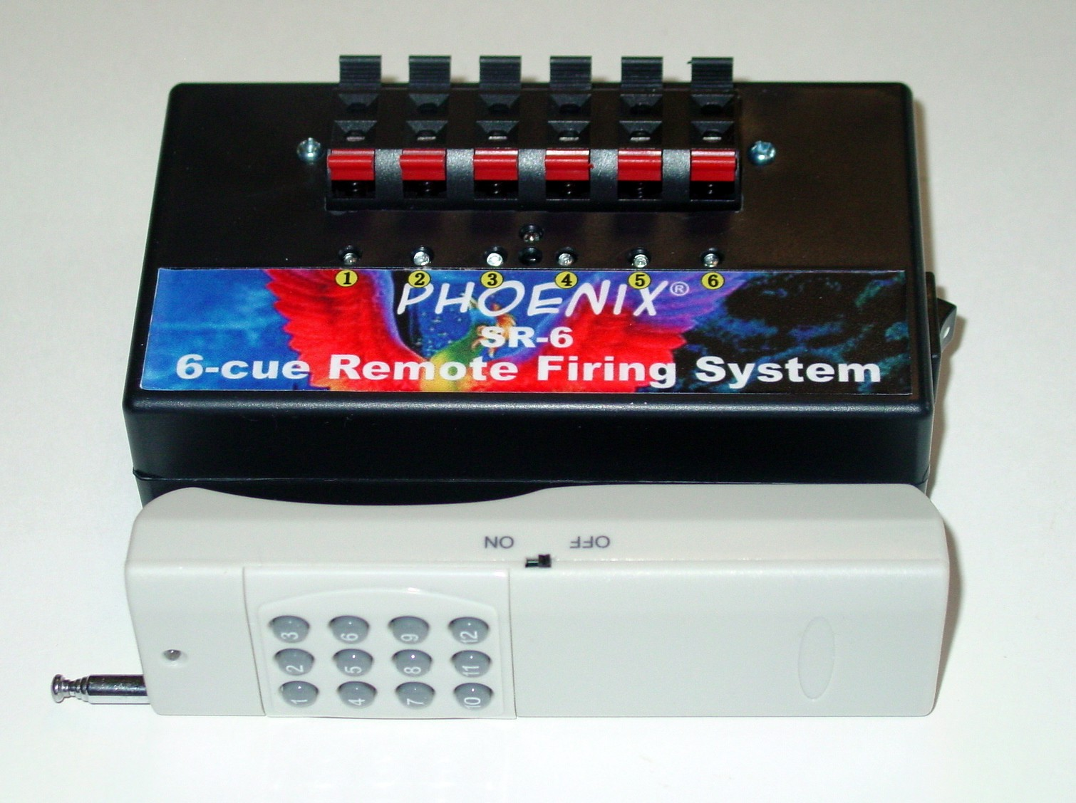 Phoenix SR-6 Single Receiver Firing System