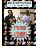 Pyro Tools & Basic Fountains DVD
