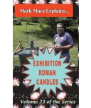 Exhibition Roman Candle Construction DVD by Mara