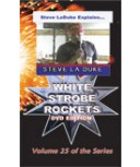 White Strobe Rockets DVD by La Duke