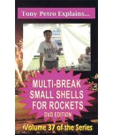 Small Shells for Rockets DVD by Petro