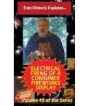 Electrical Firing of a Consumer Fwks Display DVD by Dimock
